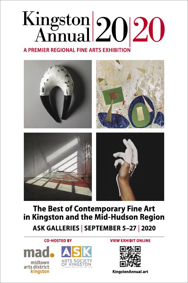 Kingston Annual 2020 Poster