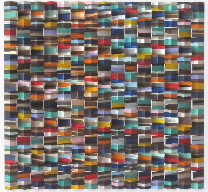 Susan Spencer Crowe, 'Pushing Forward While Marking Time'